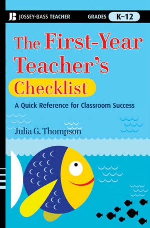 Books for New Teachers