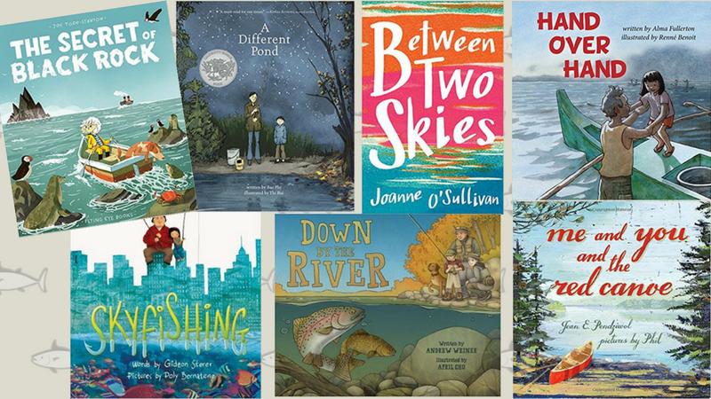 Best Fishing Books for Kids