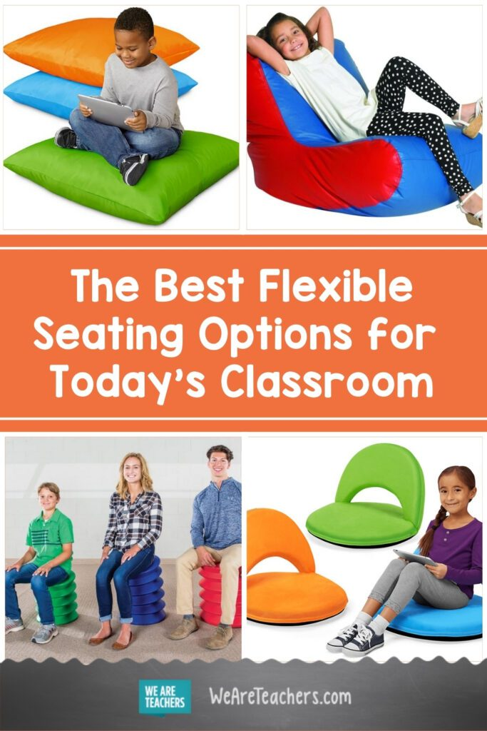 25 of the Best Flexible Seating Options for Today's Classroom
