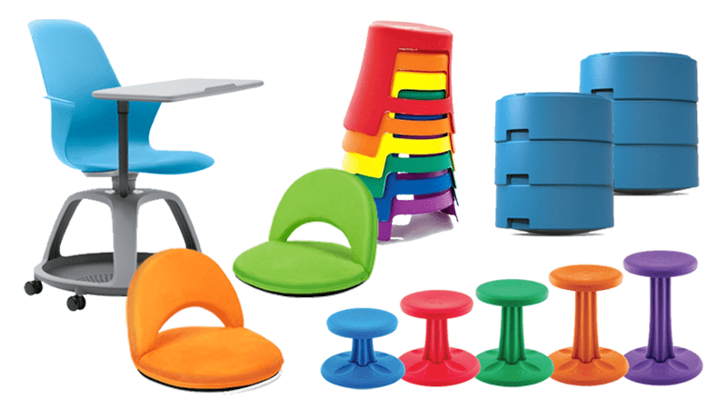 Cool The Best Flexible Seating Options For Your Classroom Gmtry Best Dining Table And Chair Ideas Images Gmtryco