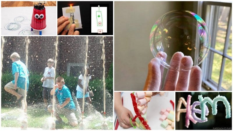 35 Fantastic Fourth Grade Science Experiments and Activities