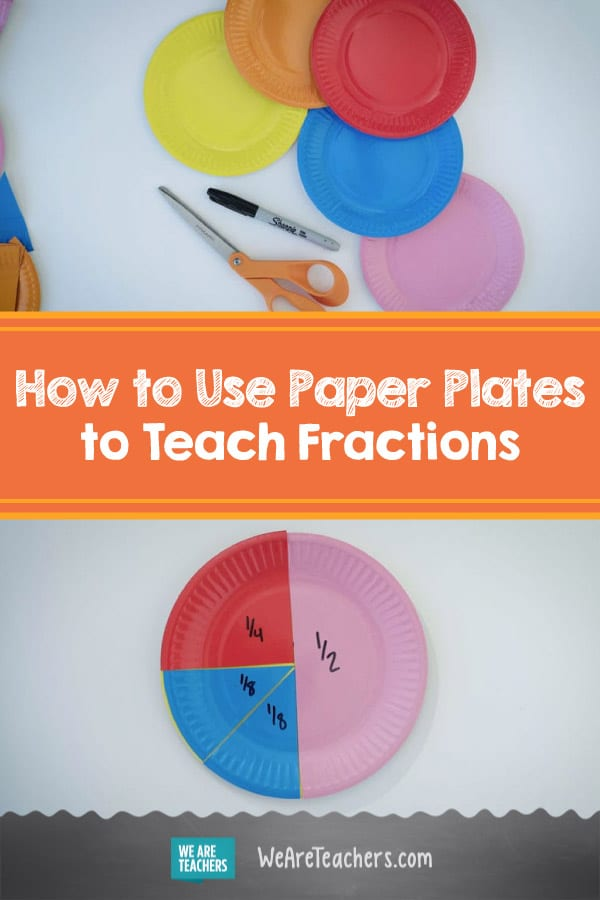 This Will Absolutely Be Your New Favorite Way to Teach Fractions