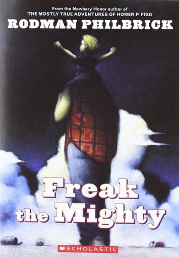 Freak the Mighty book cover