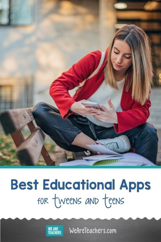 The Big List of 100+ FREE Apps for Students in Junior High and High School