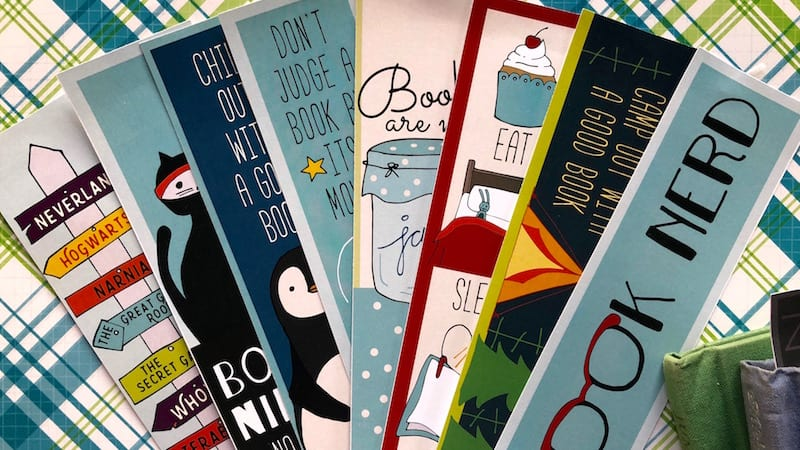 free printable bookmarks for read across america day