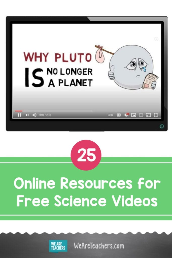 25 Online Resources for Fantastic Free Science Videos For Kids and Teens