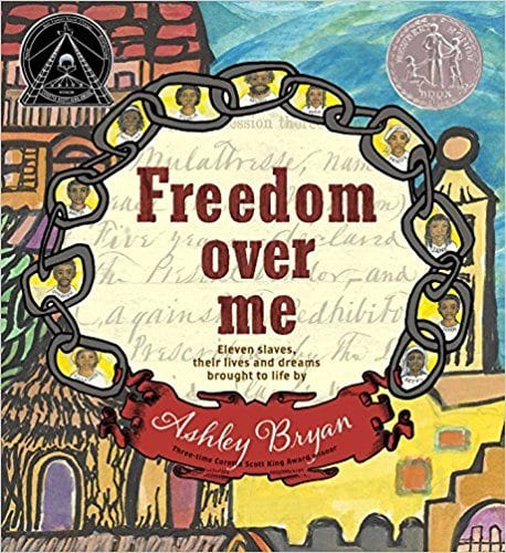 Book cover for Freedom Over Me