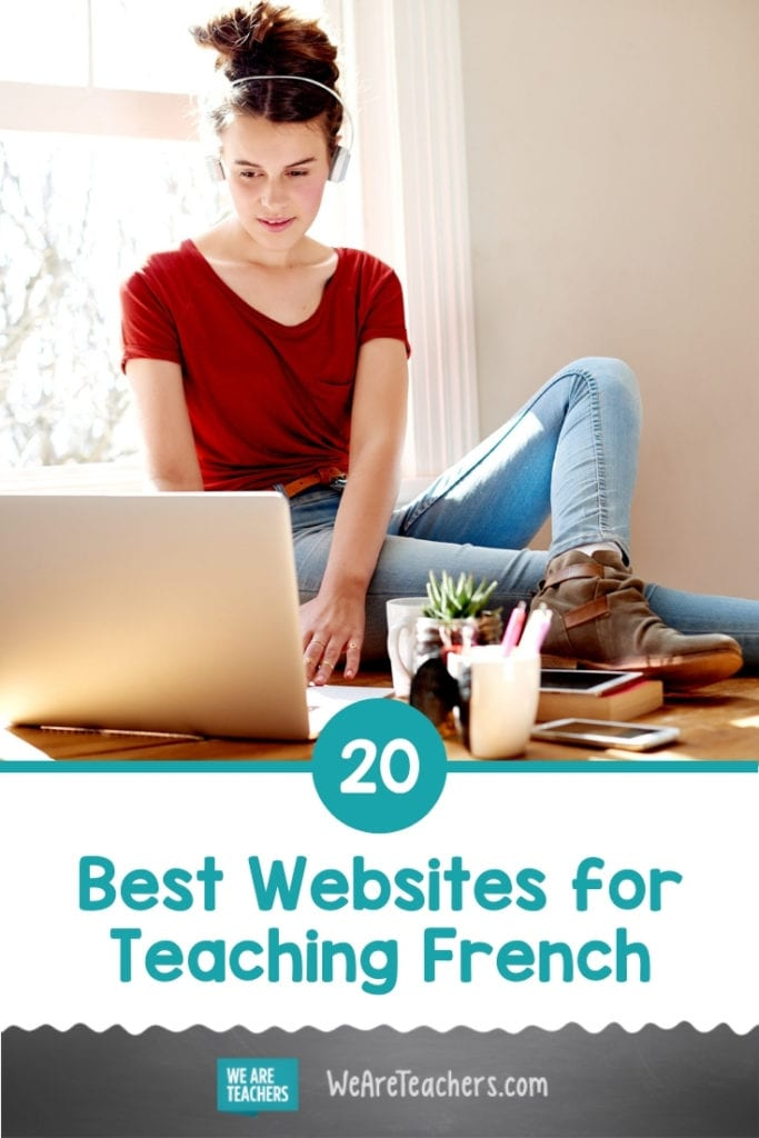 20 Best Websites for Teaching French
