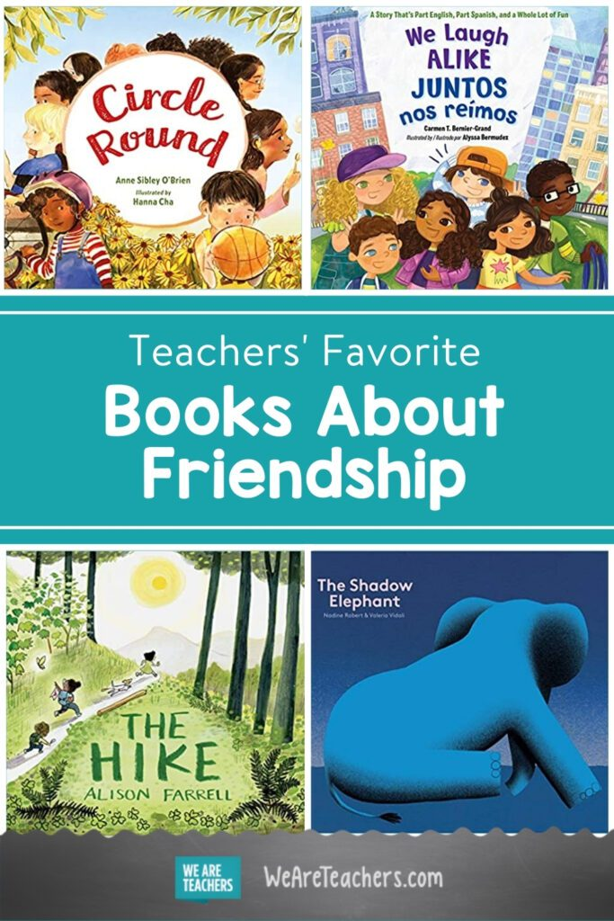 16 Children's Books About Friendship That Give Us All the Feels