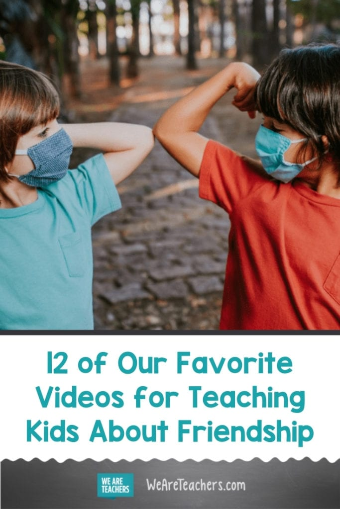 12 of Our Favorite Videos for Teaching Kids About Friendship