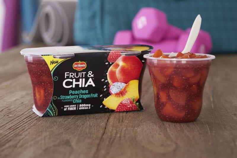 del monte fruit and chia
