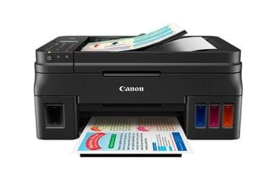 G4200 Wireless Megatank InkJet Printer
