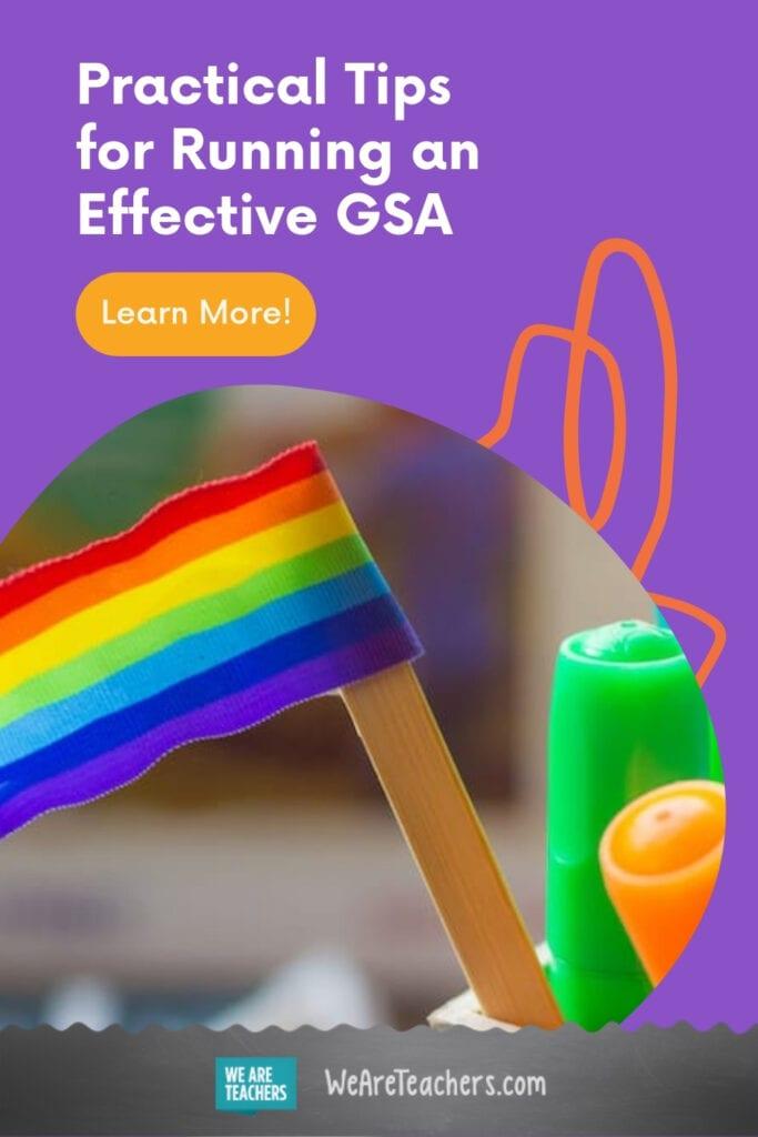Practical Tips for Running an Effective GSA