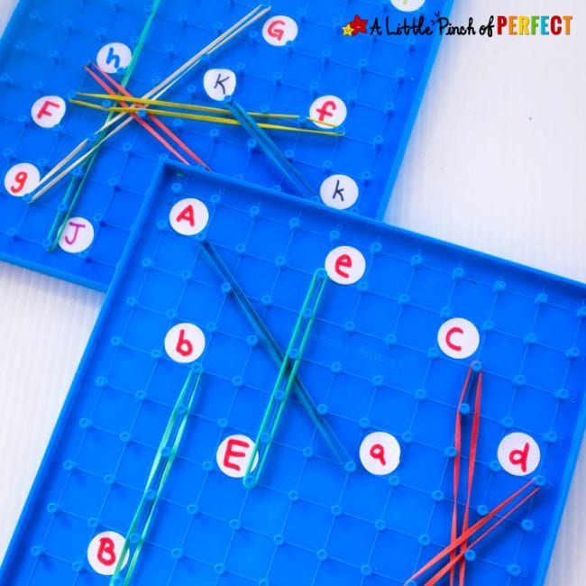 Geoboards A Little Pinch of Perfect