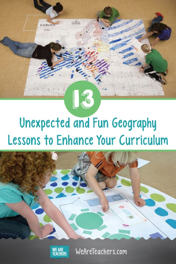 13 Unexpected and Fun Geography Lessons to Enhance Your Curriculum