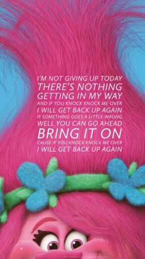 "Lyrics to ""Get Back Up Again"""