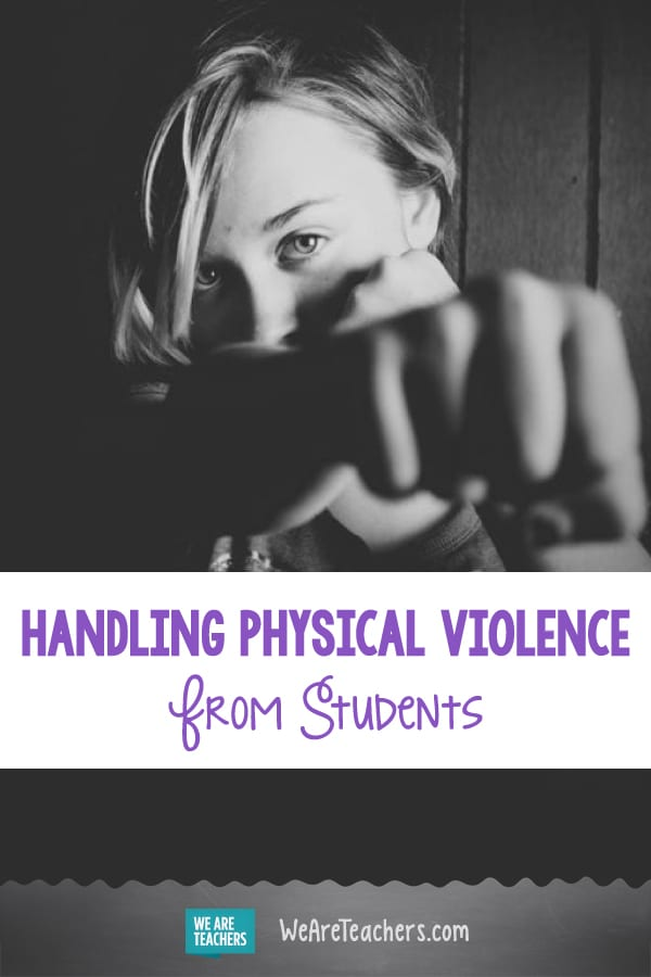 Too Many Teachers Are Getting Hit, Kicked, and Punched by Students