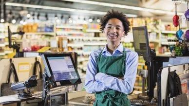 teach customer service