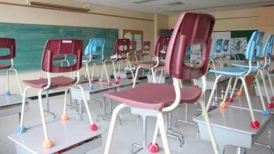 classroom cleaning teacher questions