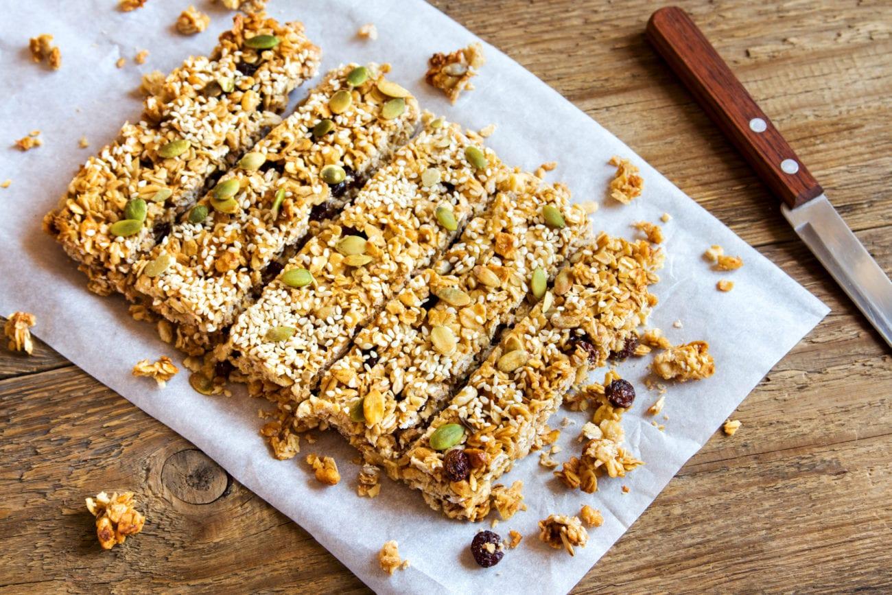 Walmart Online Grocery Pickup - Homemade granola bars