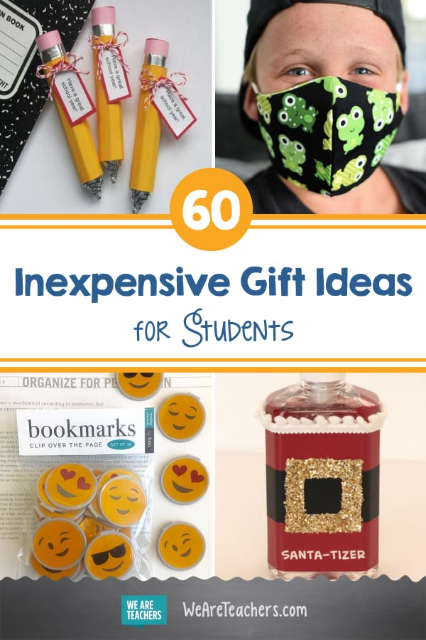 60 Inexpensive Gift Ideas for Students, Including Plenty of Mailable Ideas