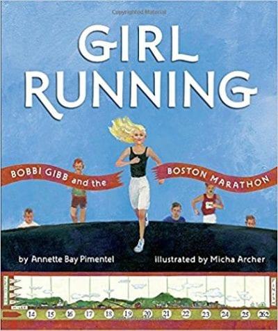 Girl Running book cover