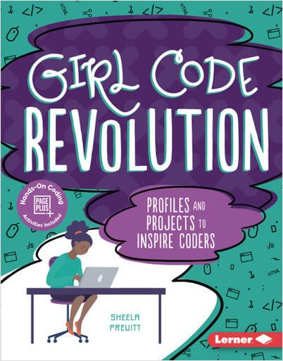 Book Cover: Girl Code Revolution - kinds of nonfiction