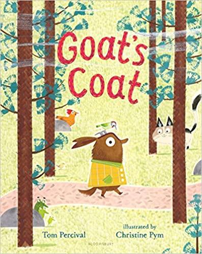 Goats Coat Book