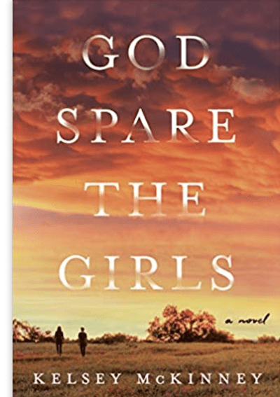 book cover: God Save The Girls By Kelsey McKinney, as an example of books for teachers to read over the summer