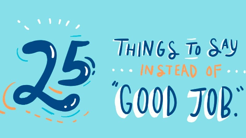 25 Alternative Ways to Say Good Job