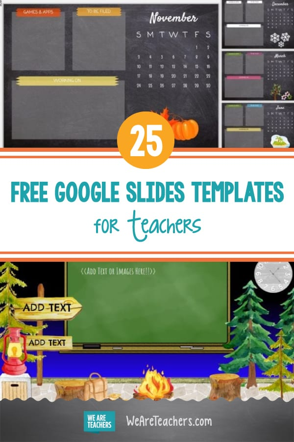 25 Fantastic Free Google Slides Templates and Themes for Teachers