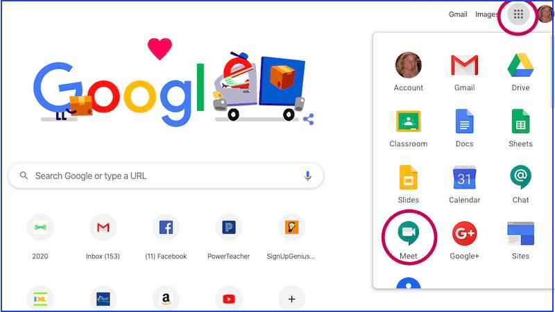 Google Meet 101 for Teachers
