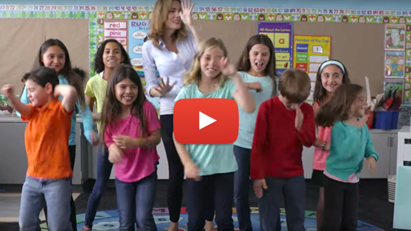 Health & P.E.–Sing, Dance and Help Your Students Move Their Minds