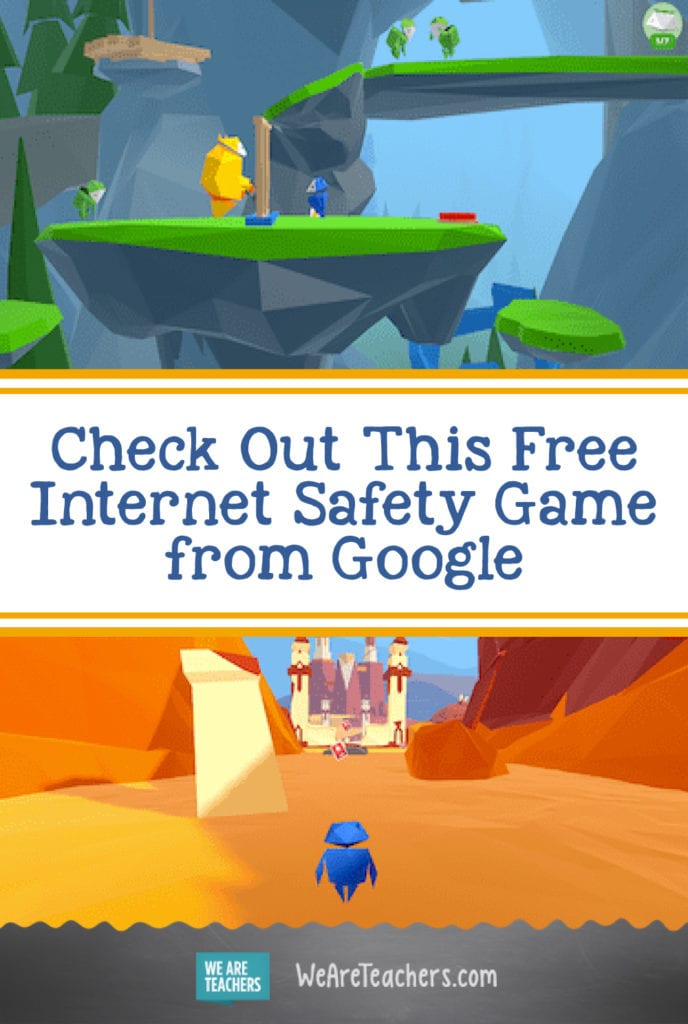 This Free Internet Safety Game from Google Gets Rave Reviews from Teachers