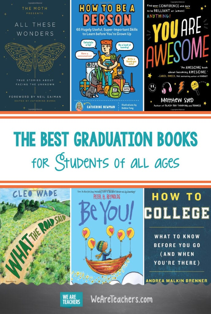 The Best Graduation Books for Students of All Ages