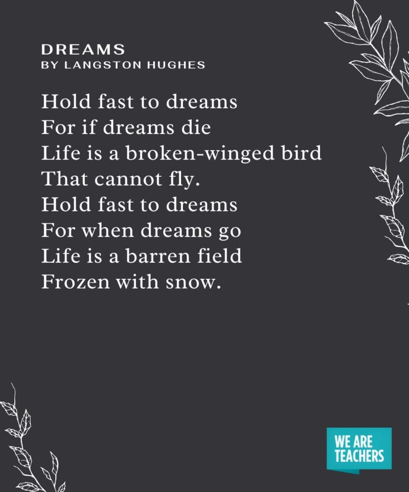 Graduation Poems - Dreams