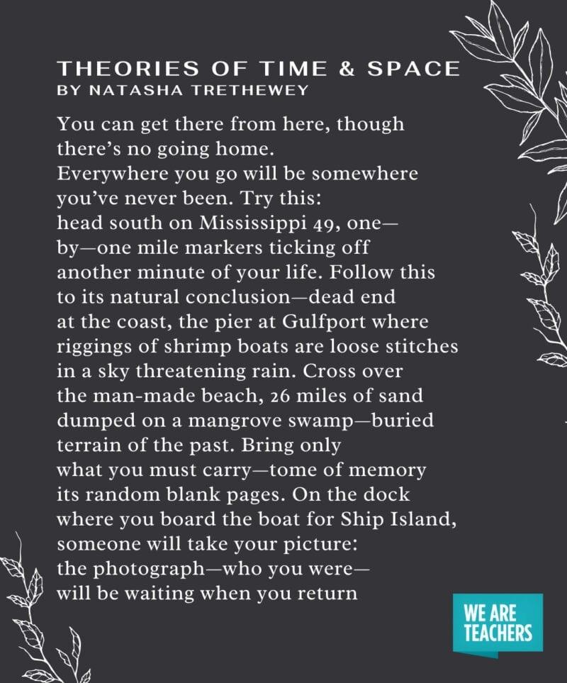 Graduation Poems - Theories