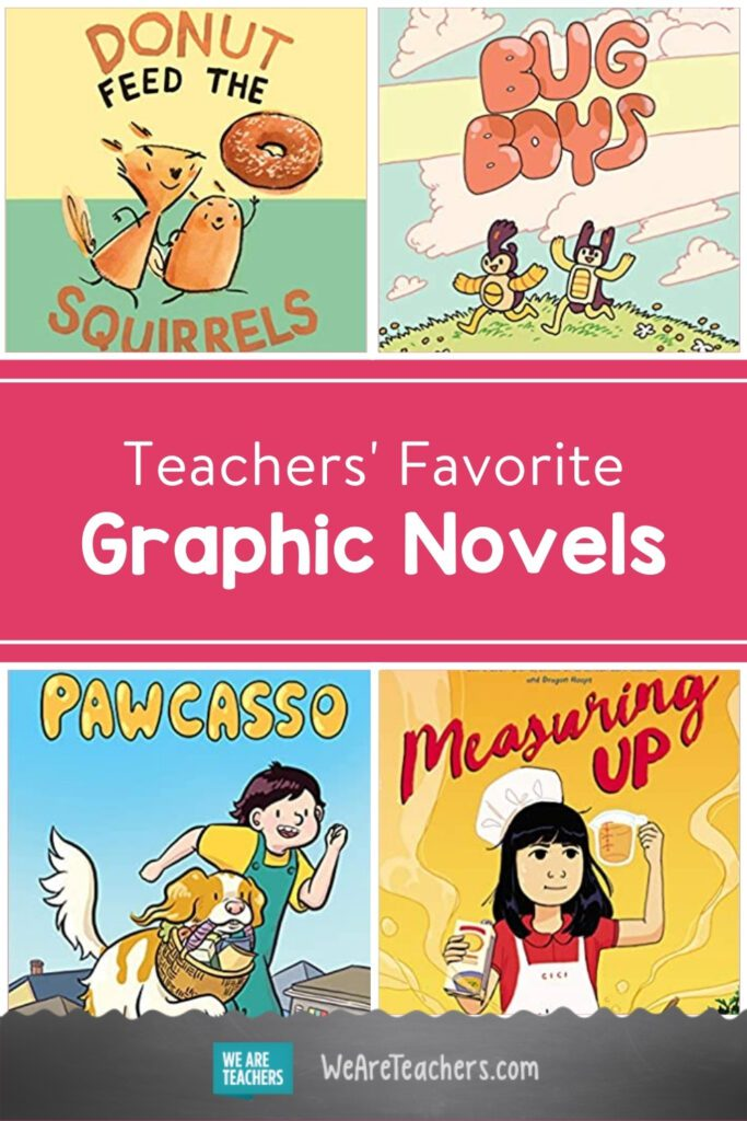 18 Standout Graphic Novels For Elementary Kids