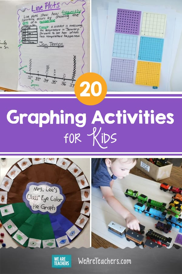 20 Graphing Activities For Kids That Really Raise the Bar