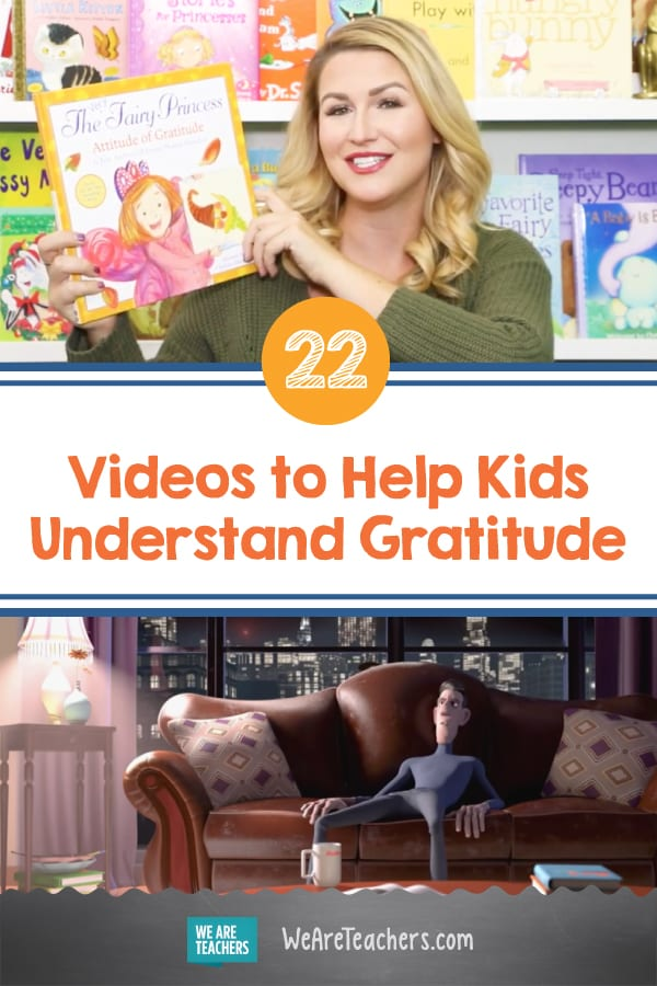 22 Videos to Help Kids Understand Gratitude