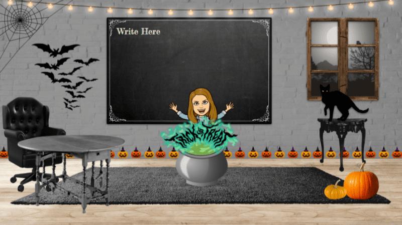 Halloween Cauldron Bitmoji