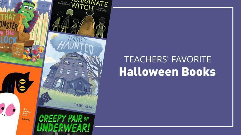 35 of the Best Halloween Books for Classroom Shelves
