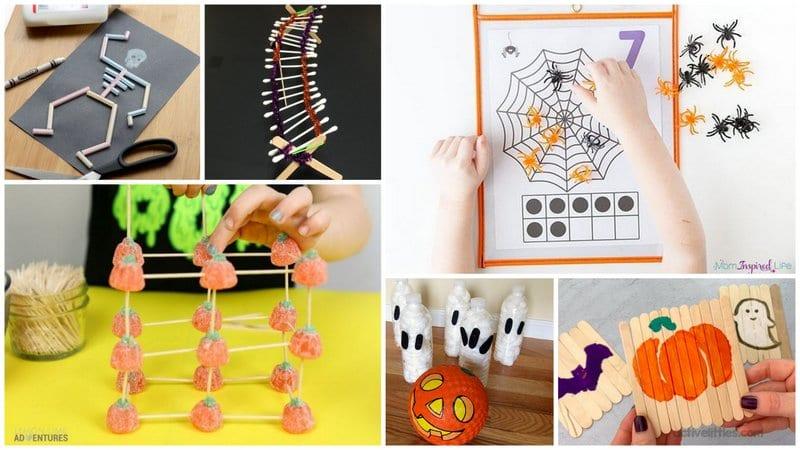 Classroom Halloween Activities 2020 35 Best Halloween Games, Crafts and Learning Activities