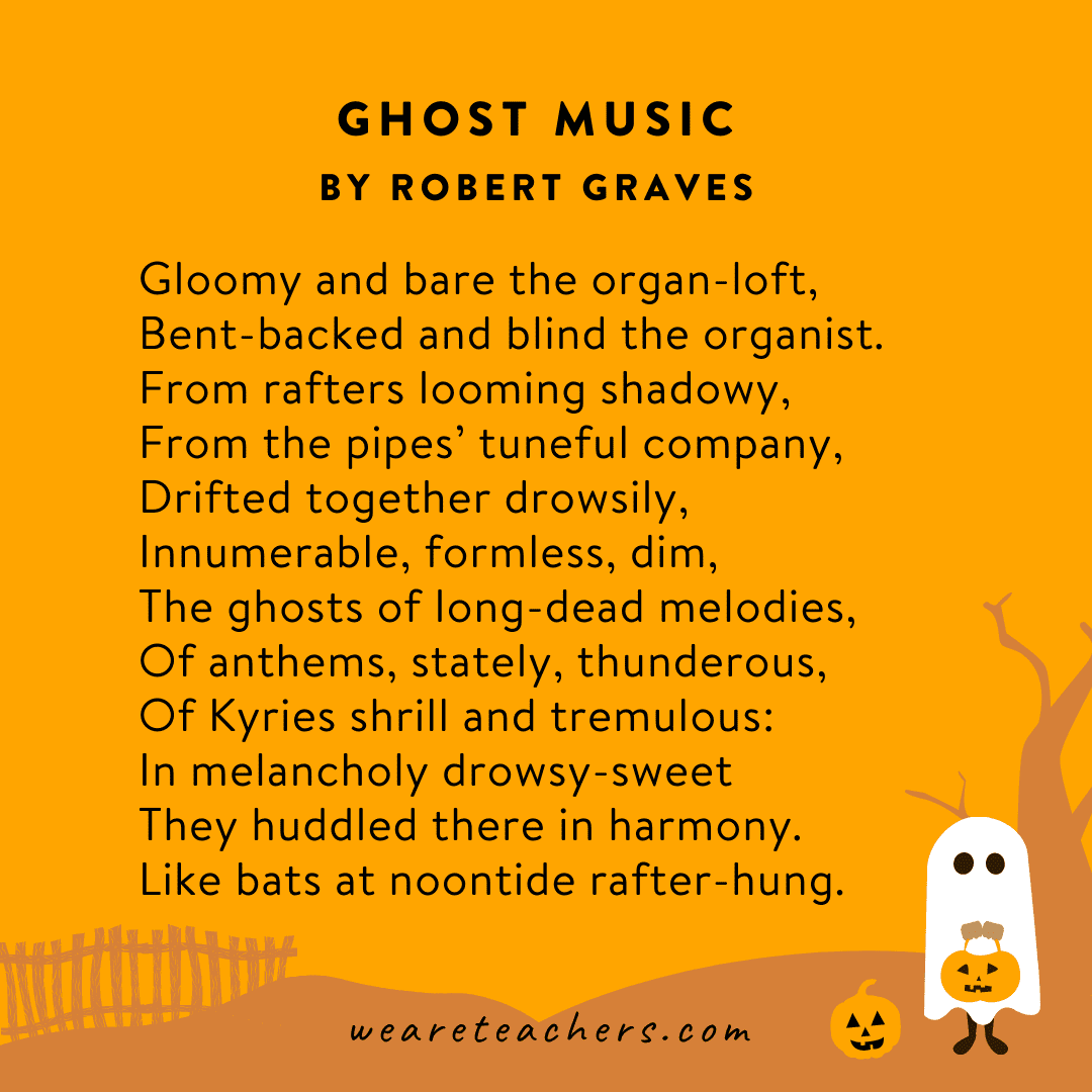 Ghost Music by Robert Graves