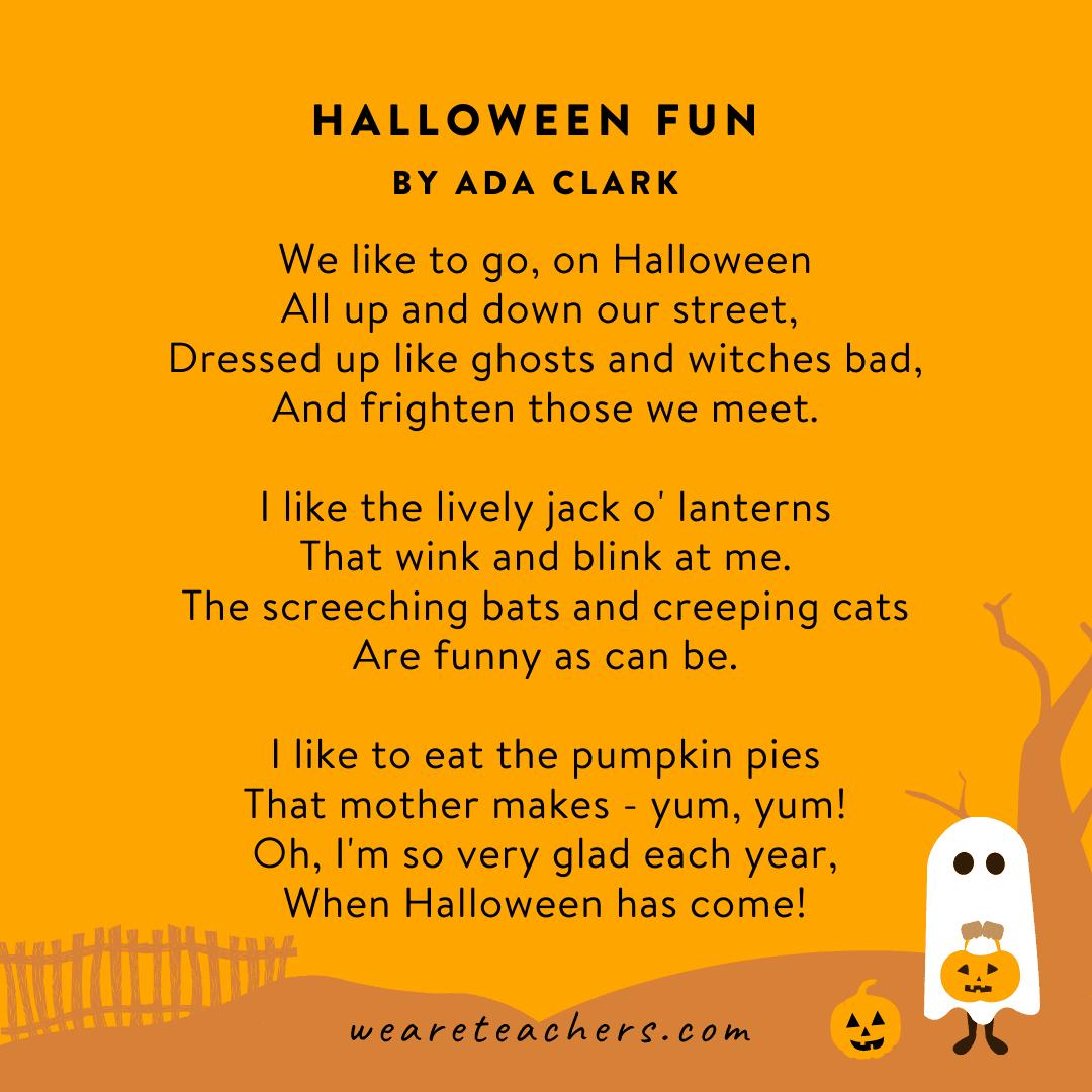 Halloween Fun by Ada Clark