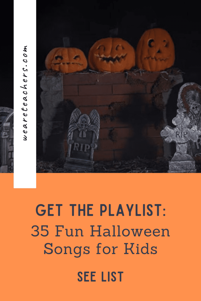 Get the Playlist: 35 Thrillingly Fun Halloween Songs for Kids