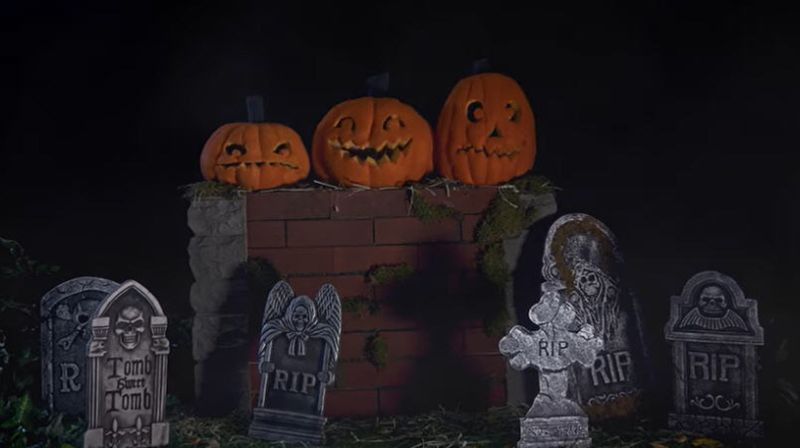 Screen shot from collection of Halloween Songs for Kids