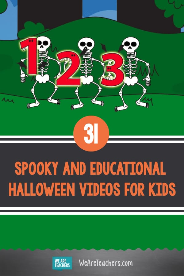 31 Spooky and Educational Halloween Videos for Kids