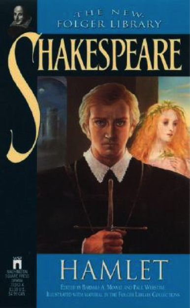 Hamlet Book Cover - Popular Kids Books