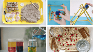 Hands-On Activities for Families
